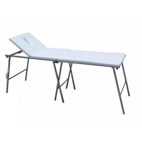 Lettino Per Massaggio Trasportabile.Lettino Massaggio In Metallo Pieghevole