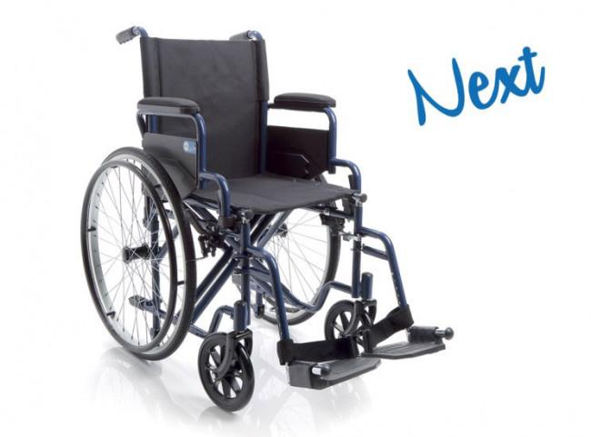 Carrozzina Per Disabili Ad Autospinta Doppia Crociera E