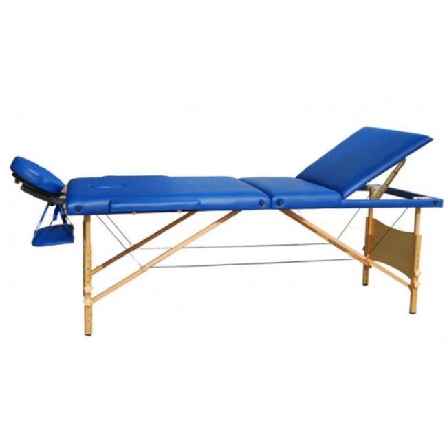 Lettino Massaggio In Legno.Lettino Da Massaggio In Legno Pieghevole Per Fisioterapisti
